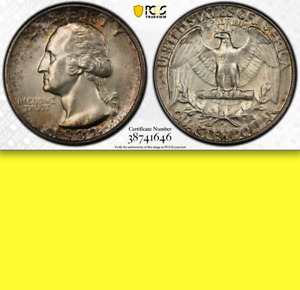 Click now to see the BUY IT NOW Price! 1932 S PCGS MS65  $32 500 CU IN MS66   LOWEST MINTAGE WASHINGTON QUARTER  25C