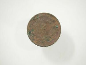 1864 2 CENT PIECE FILLER