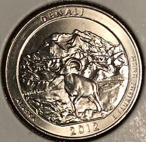 2012 D DENALI WASHINGTON QUARTER