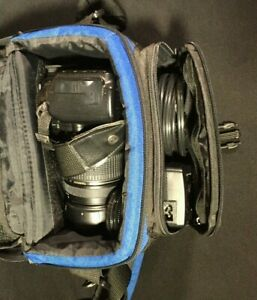 NIKON D50 6.1 MP DIGITAL SLR CAMERA  WITH ZOOM LENS SD CARD AND 1 BATTERY