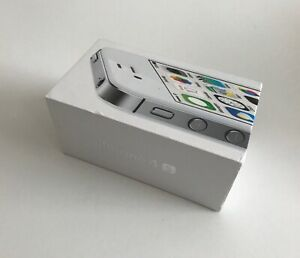 NEW SEALED OLD STOCK APPLE IPHONE 4S 8GB 5TH GENERATION   WHITE     UK MODEL