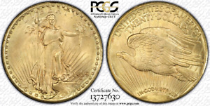 Click now to see the BUY IT NOW Price! 1929 PCGS MS64 KEY DATE NON DOCTORED $20 SAINT GAUDENS GOLD DOUBLE EAGLE