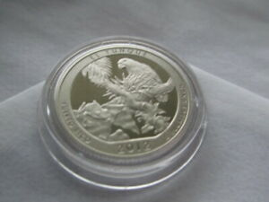 2012 S  WASHINGTON CLAD QUARTER PROOF
