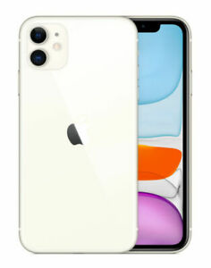 APPLE IPHONE 11   64GB   WHITE  AT&T  A2111  CDMA   GSM
