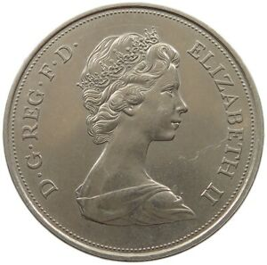 GREAT BRITAIN CROWN 1972 A12 639