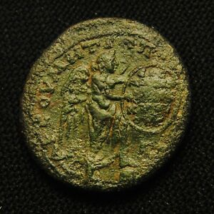 Click now to see the BUY IT NOW Price! 32 CILICIA TARSOS EMPEROR GALLIENUS RV NIKE SHIELD 17.38 GRAMS 30 2MM AD 254 5