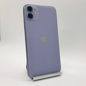 APPLE IPHONE 11 64GB PURPLE T MOBILE FINANCED EXCELLENT CONDITION