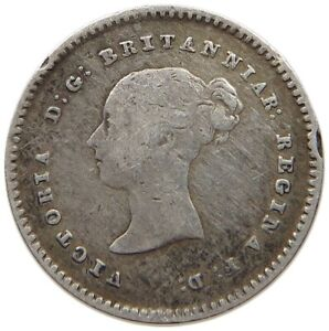 GREAT BRITAIN MAUNDY TWOPENCE 1838 S38 689