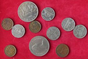 COLLECTION LOT CANADA 11PC 69GR XX21 067