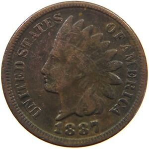 UNITED STATES CENT 1887 A13 335