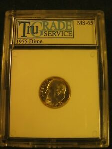 1943 D  SILVER DIME WITH DIE CHIP ERROR ON MINT MARK