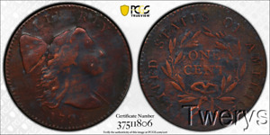 1794 LIBERTY CAP LARGE CENT >S 28< HEAD OF 1794 PCGS VF >SUPER FAST SHIPPING