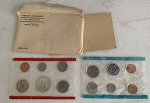 1969 UNITED STATES MINT SET US TREASURY DEPARTMENT ASSAY OFFICE