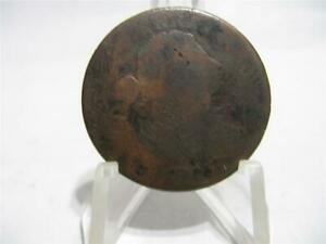 ROTATED DIE  1803 DRAPED BUST LARGE CENT IN GOOD CONDITION  NFM318