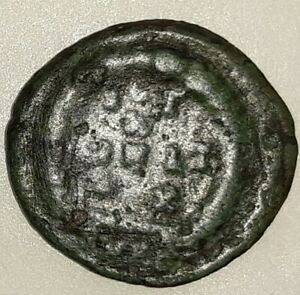 17  235 476  CONSTANTINE ROMAN IMPERIAL COIN METAL DETECTING FIND
