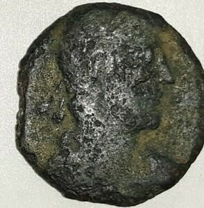 36  235 476  CONSTANTINE ROMAN IMPERIAL COIN METAL DETECTING FIND