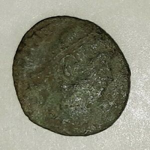 53  235 476  ROMAN IMPERIAL COIN METAL DETECTING FIND