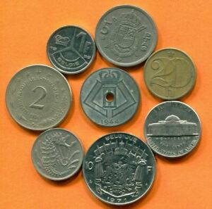 COLLECTION WORLD COINS MIXED LOT DIFFERENT COUNTRIES AND REGIONS L10391.1.C