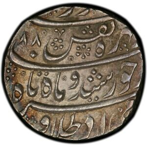 Click now to see the BUY IT NOW Price! 2341   AH1188//2  1774  AFGHANISTAN RUPEE PESHAWAR MINT PCGS MS63  KM 703