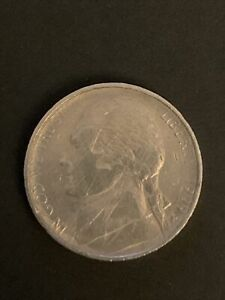 NICKEL ERROR 1999 P DOUBLE STRIKE THICK FIMMED COLLAR WITH SHAVED OBVERSE