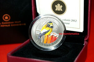 Click now to see the BUY IT NOW Price! 2012 CANADA COIN BIRD SERIES EVENING GROSBEAK QUARTER 25 CENT
