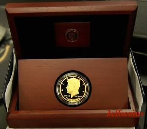 Click now to see the BUY IT NOW Price!  5  GOLD 2014 W KENNEDY 24K PROOF HALF DOLLARS 50TH ANNIVERSARY WITH COA K15