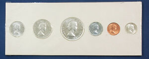 Click now to see the BUY IT NOW Price! 1953 CANADA MINT SET BRILLIANT UNCIRCULATED