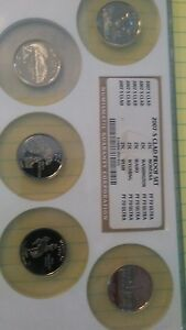 Click now to see the BUY IT NOW Price! VERY    READ DES. U.S.   2007 S STATE QUARTERS CLAD PROOF SET PF 70