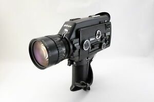 very good nikon r10 super 8mm movie camera