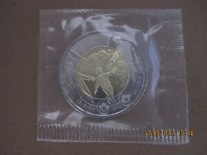 2014 CANADA/CANADIAN $2 COIN WWII COMMEMORATIVE