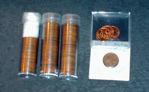 Click now to see the BUY IT NOW Price! ENHANCED 133 COIN LINCOLN WHEAT CENT COLLECTION  REWORKED AND ADDED TO