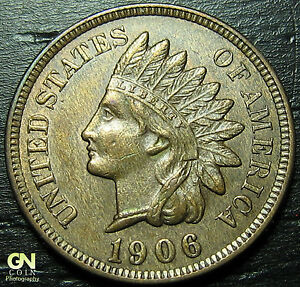 1906 INDIAN HEAD CENT      MAKE US AN OFFER   Y7086