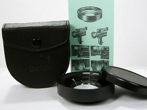 canon super 8 wide angle lens for canon