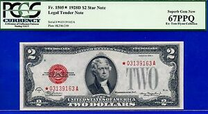 Click now to see the BUY IT NOW Price! FR 1505  1928 D $2 US NOTE     STAR     PCGS SUPERB GEM UNC 67PPQ   03139163A
