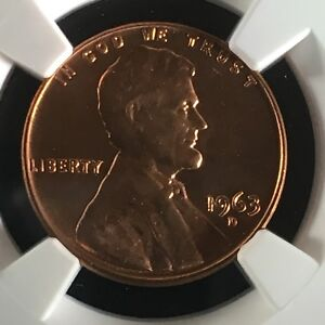 Click now to see the BUY IT NOW Price! 1963 D 1C RD LINCOLN MEMORIAL ONE CENT NGC MS67RD        4230236 001C