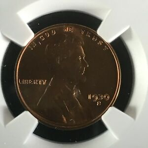 Click now to see the BUY IT NOW Price! 1930 S 1C RD LINCOLN WHEAT ONE CENT NGC MS67RD       4323323 011C
