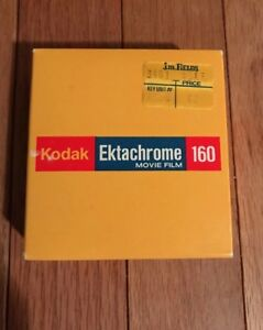 kodak ektachrome 160 super 8 cartridge