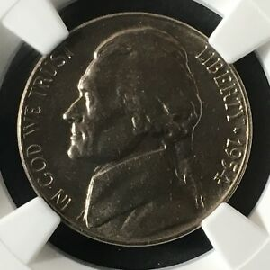 Click now to see the BUY IT NOW Price! 1954 5C FS JEFFERSON NICKEL NGC MS66 5FS      4661470 007C