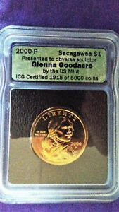 Click now to see the BUY IT NOW Price! 2000 P SAC$1 SACAGAWEA DOLLAR