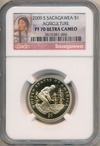Click now to see the BUY IT NOW Price! 2009 S PROOF SACAGAWEA DOLLAR NGC CERTIFIED PF70 ULTRA CAMEO  LABEL
