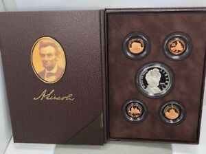 2009 UNITED STATES MINT ABRAHAM LINCOLN COIN & CHRONICLES SET LN6 COMMEMORATIVES
