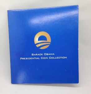 2009 BARACK OBAMA PRESIDENTIAL COIN COLLECTION LIMITED EDITION  SEALED
