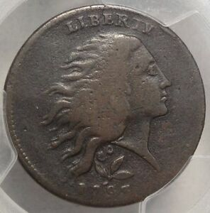 Click now to see the BUY IT NOW Price! 1793 WREATH CENT VINE & BARS EDGE ORIGINAL FINE  PCGS CERTIFIED EARLY COPPER