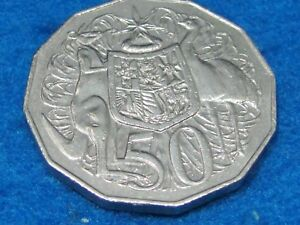 AUSTRALIA  1984  LARGE SPECIAL COIN  COMBINE SHIPPING AND SAVE $$$$