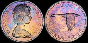 Click now to see the BUY IT NOW Price! 1967 CANADA ELIZABETH II