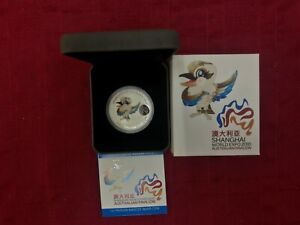 Click now to see the BUY IT NOW Price! CB878  AUSTRALIA 2010 PERTH MINT SHANGHAI WORLD EXPO AUSTRALIAN PAVILION
