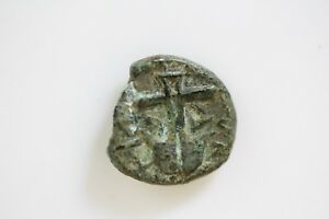 GREEK  THRACE APOLLONIA PONTICA 1 80 G.  BRONZE