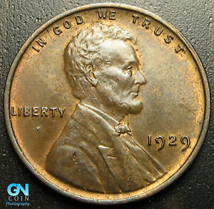 1929 P LINCOLN CENT WHEAT PENNY      MAKE US AN OFFER   G7219