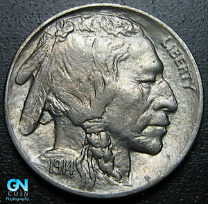 1914 P BUFFALO NICKEL      MAKE US AN OFFER   G5310