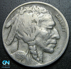 1919 S BUFFALO NICKEL      MAKE US AN OFFER   G5313